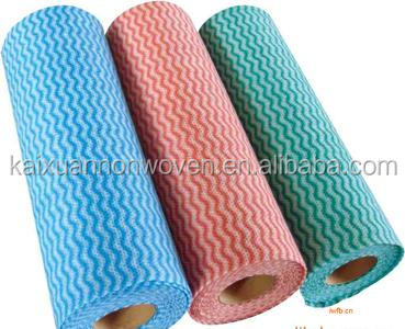 lint free nonwoven cleaning wipes,customized nonwoven cloth,all purpose dish washing cloth