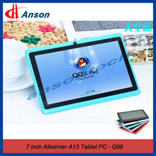 7 Inch Capatitive Touch China Made Tablet PC