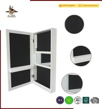 MDF Wooden Design Hanging Wall Jewelry Cabinet