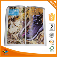 Factory Price Custom Design Softcover Art Paper Book Printing In China
