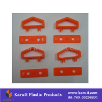 Custom Small Plastic Supermarket Display Hooks Hanging hooks