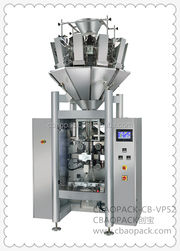 CB-VPM46 packing machine for mushroom
