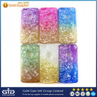 [NP-2361] Diamond Lines Gradient Ramp TPU Case for Apple for iPhone 5S