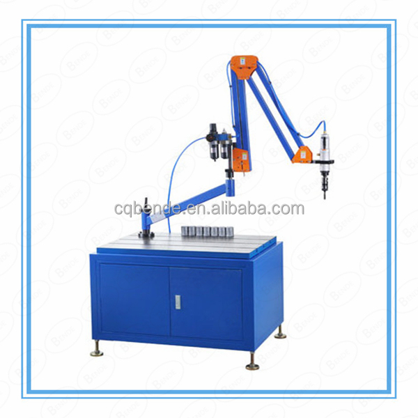 Free ship brand new vertical pneumatic tapping machine arm 2000mm for ( M3-16 )
