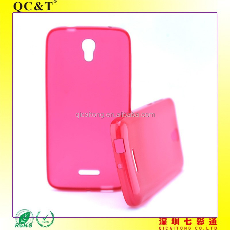 accept paypal mobile phone silicon case for alcatel Astro OT5042