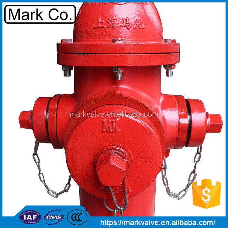 Antifreeze Portable Fire Hydrant Different Types