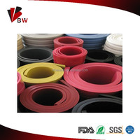 3 mm foam Silicone rubber sheets