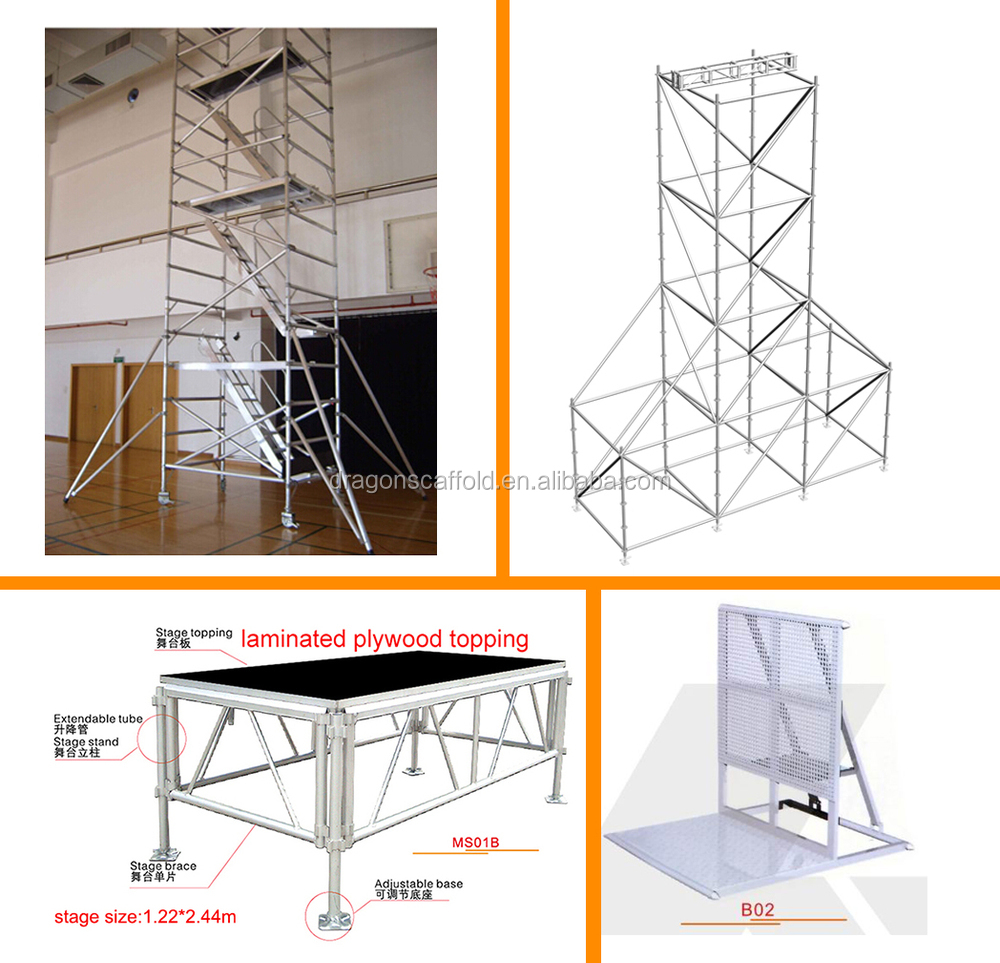 Roof lighting truss system stage truss for events buy for Truss roof system