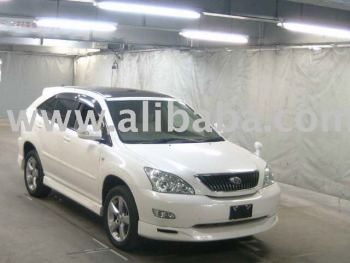 TOYOTA HARRIER 350G Premium L package