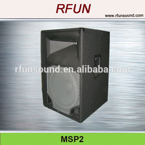 Customized factory supply home stereo speakers cabinet