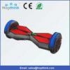China hot hoverboard 2 wheeled electric scooter/ skate battery power electric scooter