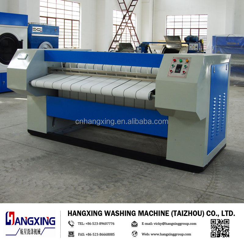 Industrial Ironing Machine for laundry/hotel/ factory