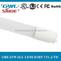 Hot sale CUL UL 4ft led xxx animal video 16w led red tube xxx tube8 light