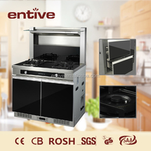 hot three in one multifunction integrated gas stove