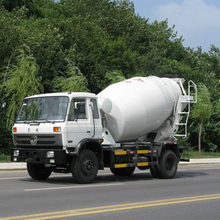 2017 New 3 Cubic Meters Concrete Mixer Truck Price/Chinese 3M3 Cement Mixing Lorry For Sale