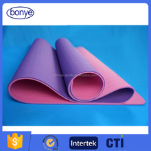 2017 High Quality Wholesale Eco Friendly Non-Slip TPE 6Mm Yoga Mat