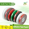 Very high bonding double sided sticky closed cell foam tape