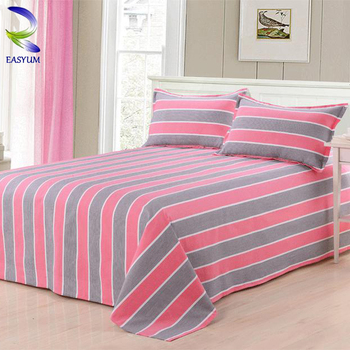 Stable Quality 100% Cotton Digital Print Sheets Bed Bedding Set