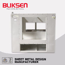 Made in Taiwan aluminium sheet metal boxes and enclosures section