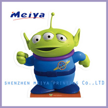 Cute and lovely cartoon standee design paper cardboard for promotion