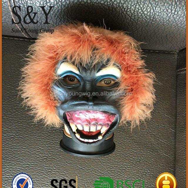 Halloween Creepy High quality crazy style Latex Mask