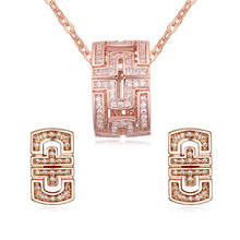 top quality jewelry manufacturer china gold filled jewelry for women