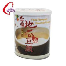 Hot sale Taiwan yam flavored soy milk powder