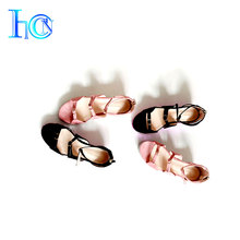 Special custom latest woman beautiful flat sandals new designs