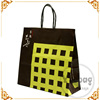 Top Quality New Design Promotional cartoon paper bag with handle