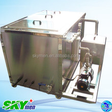skymen stainless steel 316 2.0mm oil and grease removing ultrasonic cleaner for acid pickling tank