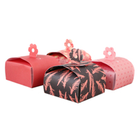 Custom paper cake slice boxes and biodegradable food packaging