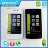 3.5inch android 4.4 import wholesale mobile phones from china M-HORSE F7