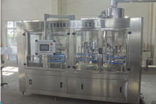Automatic fruit juice filling machine processing equipment