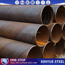 SSAW/SAW PIPE , SSAW STEEL PIPE API 5L PSL 1 and PSL2 with Gr.B to X 70