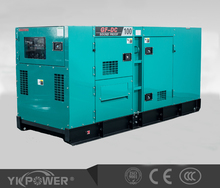80KW/100KVA Silent Diesel Generator Set Powered by CUMMINS