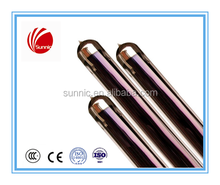 58mm/1800mm Solar Vacuum Tubes Solar Evacuated Tubes