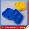 Silicone Ice Cube Tray/Ice Ball Maker,food grade silicone ice cube tray