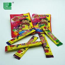 New hot selling products yogurt soft fruit gummy candy