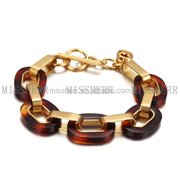 Top brands bracelet import jewellery from china MKB011STGC