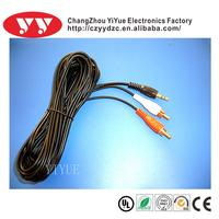 YY-Z Audio/Video AV RCA/Phono Adapter Lead Cable for New LED TV