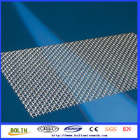 Stainless Steel Security Screen/Metal Mosquito Mesh Fabric for Window