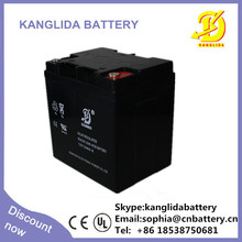 12v24ah high quality maintenance free sealed lead acid battery,12v24ah deep cycle rechargeable storage lead acid battery