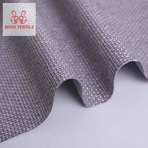 Professional linen fabric stone washed floral cotton with good price