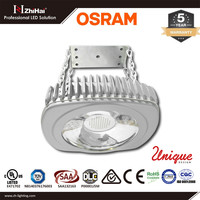 2016 Gold supplier 18000 lumens dimmable warehouse150w led high bay light