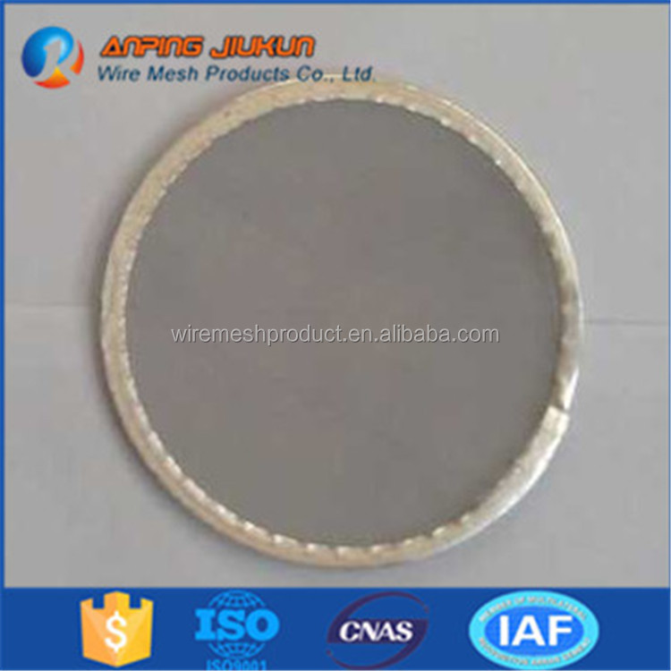 Alibaba Supply Plastic Extruder Screens /Extruder Filter Disc With Single Layer,Multi Layer,Spot