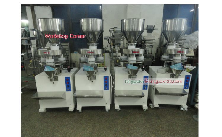 KFG50 Semi-Automatic Grain And Granule Filling Machine/Racking Machine