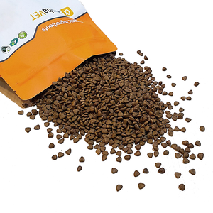 Stocked wholesale dry pet dog food from South Korea