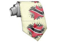 2015 Excellent quality latest printed Trinidad and Tobago flag neckcloth
