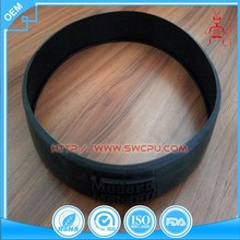 Custom Industrial waterproof epdm/silicon rubber band