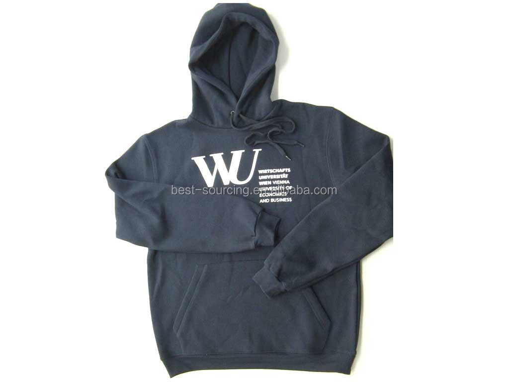 Cheap good quality custom design fleece japan style hoodie